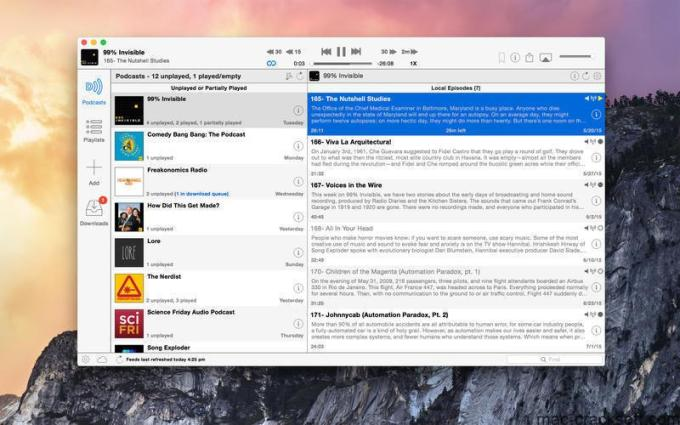 Podcast App For Mac Osx
