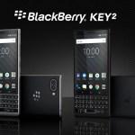 BlackBerry KEY2発表!物理キーボードがやっぱりカッコイイ!