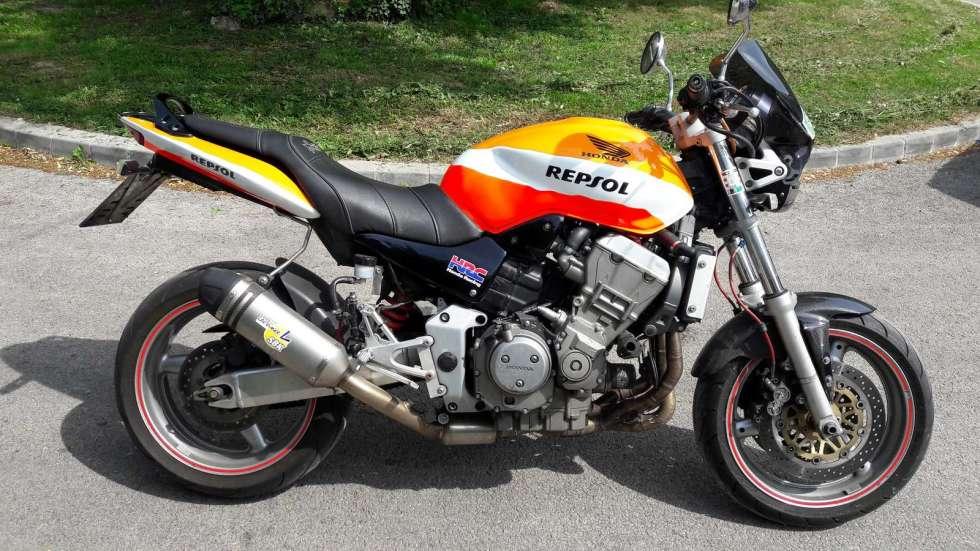 Honda Hornet Repsol
