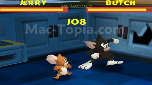 تحميل لعبة tom and jerry fists of furry للكمبيوتر من ميديا فاير