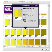 Pantone color manager 1. 0. 3.
