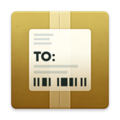 Deliveries a package tracker icon