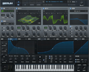 Xfer Records Serum icon