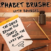 Creativemarket_Photoshop_Alphabet_Brush_Set_193338_icon