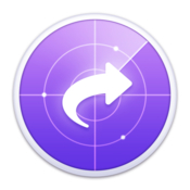 Instashare Transfer files and photos the easy way icon