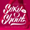 creativemarket_sexy_shout_353314_icon