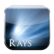 Digital film tools rays logo icon