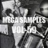 Mega samples vol 59 logo icon