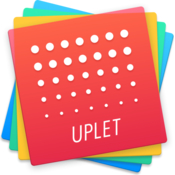 Uplet bulk instagram uploader icon