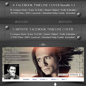 4 facebook timeline cover bundle v2 11555764 icon