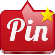 Pin pro for pinterest icon