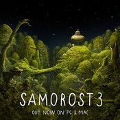 Samorost 3 game cover icon