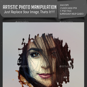 Artistic photo manipulation 12249998 icon