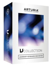 Arturia v collection 5 boxshot icon