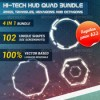 Hi tech hud quad bundle 7568128 icon
