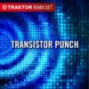 Traktor pro remix set transistor icon