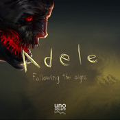 Adele following the signs game icon