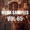Mega samples vol 65 logo icon
