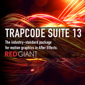 Red giant trapcode suite 13 logo icon