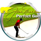 Jack nicklaus perfect golf game icon