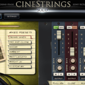 Cinesamples cinestrings solo icon