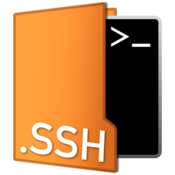 Ssh config editor icon