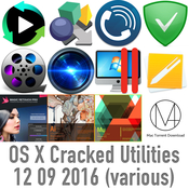 Os x cracked utilities 12 09 2016 various icon