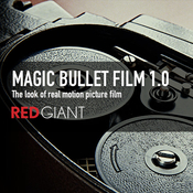 Red giant magic bullet film 1 icon