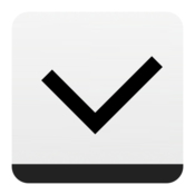 Todoey a cloud synced menubar checklist manager icon