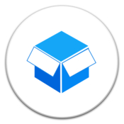 App box for dropbox icon
