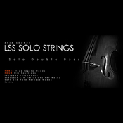 Aria sounds london solo double bass kontakt icon