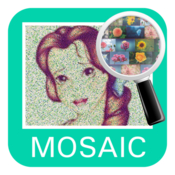 Ifoto montage easy mosaic photo maker icon