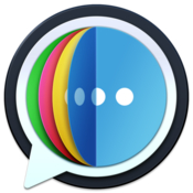 One chat all in one messenger icon