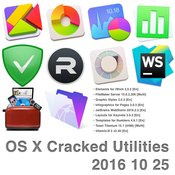Os x cracked utilities 2016 10 25 icon