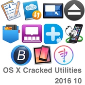 Os x cracked utilities 2016 10 icon