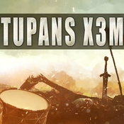 Strezov sampling tupans x3m icon