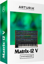 Arturia matrix 12 v icon