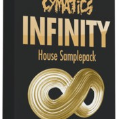 Cymatics infinity house samplepack icon