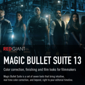 Red giant magic bullet suite 13 1 icon