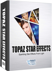Topaz star effects boxshot icon
