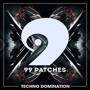 99 patches techno domination icon