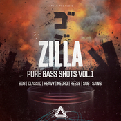 Capsun proaudio zilla pure bass shots vol 1 icon