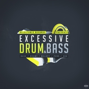 Delectable records excessive drum and bass icon