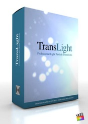 TransLight - Light Particle Transitions for FCPX
