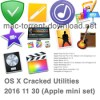 Os x cracked utilities 2016 11 30 apple mini set icon