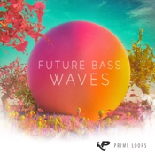 Prime loops future bass waves icon