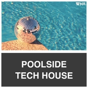 Whitenoise records poolside tech house icon