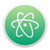 Atom a hackable text editor icon