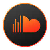 Cloud music player for soundcloud in men bar today view icon