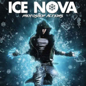 Ice nova photoshop action 19165899 icon